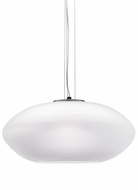 Tech Circulet Grande Contemporary LED Line Voltage Pendant Light Fixture