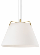Tech Devin Contemporary LED Line Voltage Hanging Pendant Lighting