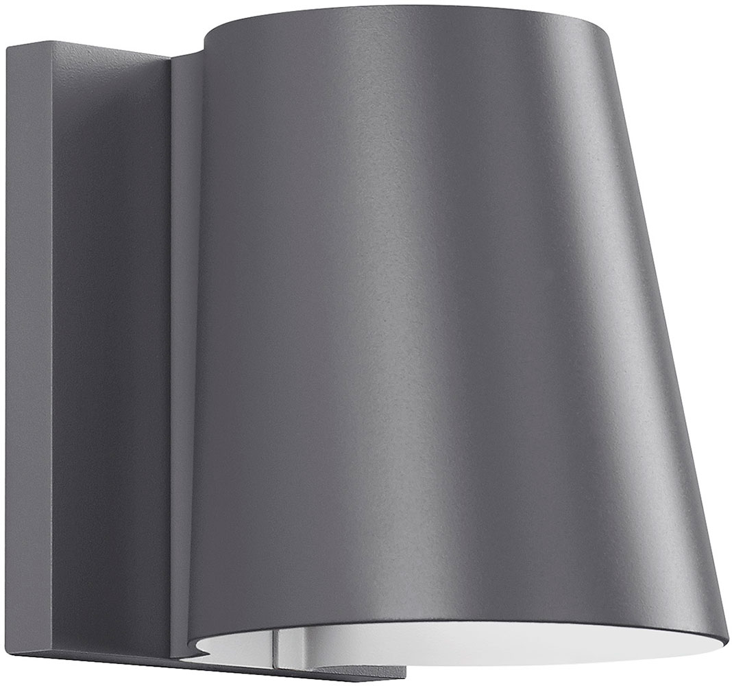 Tech Lighting Outdoor Wall Sconce: Tech Konial Contemporary LED Outdoor Wall Lighting Sconce