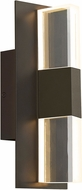 Tech Lyft Modern LED Exterior Wall Light Sconce