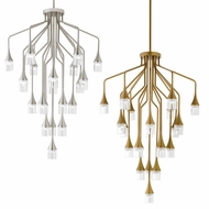 Tech Patrona Modern LED Chandelier Lighting