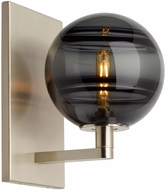 Tech Sedona Modern Satin Nickel LED Wall Sconce Lighting