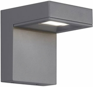 Tech Taag Contemporary Bronze LED Outdoor Wall Lighting