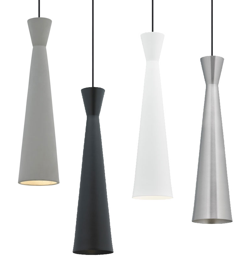 hanging pendant lighting. Tech Windsor Modern Black LED Line Voltage Mini Hanging Pendant Lighting. Loading Zoom Lighting