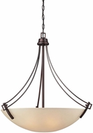Thomas 190112704 Wright Espresso Pendant Lamp