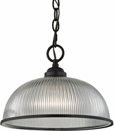 Thomas 7681PL-10 Liberty Park Oil Rubbed Bronze Pendant Lighting