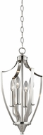 Thomas 7704FY-20 Foyer Brushed Nickel Foyer Light Fixture
