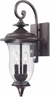 Thomas 8002EW-75 Trinity Oil Rubbed Bronze Outdoor Lamp Sconce