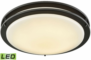 Thomas cl782031 clarion oil rubbed bronze led flush mount ceiling thomas cl782031 clarion oil rubbed bronze led flush mount ceiling light fixture aloadofball Gallery