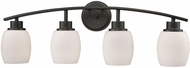 Thomas CN170411 Casual Mission Oil Rubbed Bronze 4-Light Bath Lighting