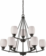 Thomas CN170921 Casual Mission Oil Rubbed Bronze Chandelier Lighting