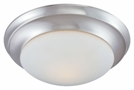 Thomas Lighting 190034217 Ceiling Essentials Brushed Nickel Finish 11.75 Wide Ceiling Light Fixture