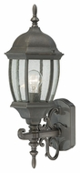 Thomas Lighting SL922563 Covington Traditional Painted Bronze Finish 8  Wide Exterior Wall Sconce Light