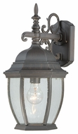 Thomas Lighting SL922963 Covington Traditional Painted Bronze Finish 9.5  Wide Exterior Sconce Lighting