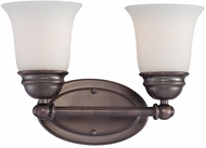 Thomas SL714215 Bella Oiled Bronze 2-Light Bathroom Light Sconce