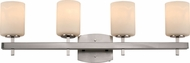 Trans Globe 20354 Bath Cylinder 4-Light Bathroom Lighting Fixture