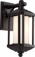 Trans Globe 40250-BK 40250 Series Black Exterior Light Sconce