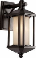 Trans Globe 40250-ROB 40250 Series Rubbed Oil Bronze Outdoor Lighting Sconce