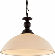 Trans Globe 70537-ROB Rubbed Oil Bronze Pendant Lighting Fixture