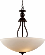 Trans Globe 70538-20-ROB Rubbed Oil Bronze Hanging Pendant Light