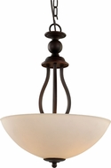 Trans Globe 70538-ROB Rubbed Oil Bronze Hanging Pendant Lighting