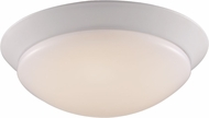 Trans Globe LED-30029-WH Walsh White LED 10  Home Ceiling Lighting
