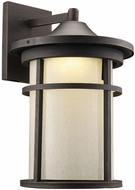 Trans Globe LED-40382-RT Avalon Rust LED Exterior 11  Wall Lamp