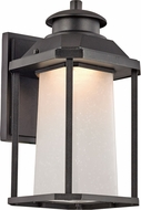 Trans Globe LED-40931-BK Southfield Black LED Exterior Light Sconce