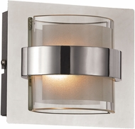 Trans Globe MDN-1369 Cassina Modern Polished Chrome LED Light Sconce