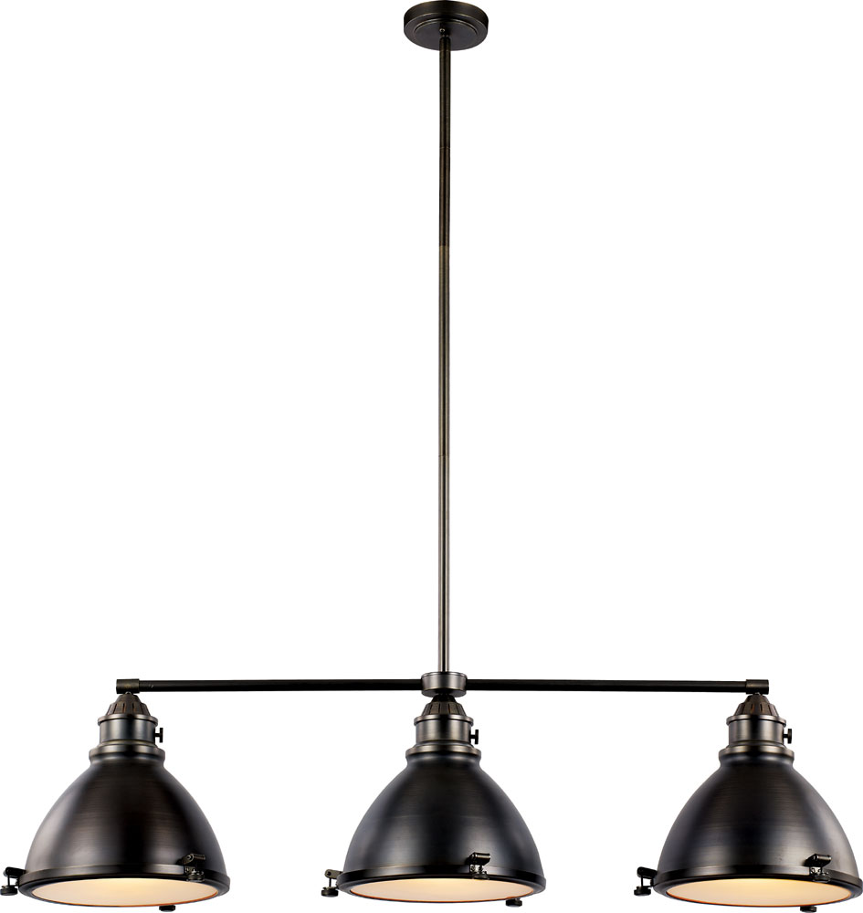 Trans globe pnd 1007 wb vintage nautical weathered bronze island light fixture tra pnd 1007 wb - Light fixtures chandeliers ...
