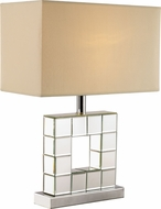Trans Globe RTL-8866 Contemporary Polished Chrome Table Lighting