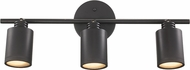 Trans Globe W-933-ROB Holdrege Contemporary Rubbed Oil Bronze LED 3-Light Track Lighting Fixture