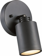Trans Globe W-940-ROB Holdrege Contemporary Rubbed Oil Bronze Halogen Wall Mount Track Light