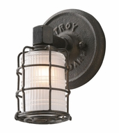 Troy B3841 Mercantile Vintage Bronze Finish 8.75  Tall Lighting Sconce