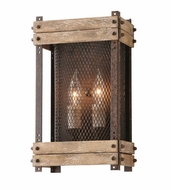 Troy B4062 Merchant Street Retro 8  Wide Lamp Sconce