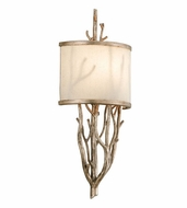 Troy B4101 Whitman 7.75  Wide Wall Lighting Sconce