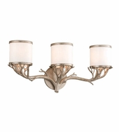 Troy B4113 Whitman Bath 20.25  Wide 3-Light Bathroom Vanity Lighting