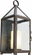 Troy B4472 Hidden Hills Traditional Solid Aluminum Outdoor Wall Lighting Sconce