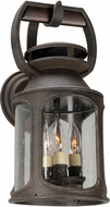Troy B4512 Old Trail Traditional Solid Aluminum Exterior Wall Lighting