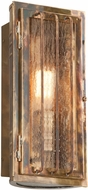 Troy B4681HBZ Joplin Solid Brass Outdoor Sconce Lighting