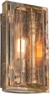 Troy B4682HBZ Joplin Solid Brass Outdoor Lighting Sconce