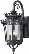 Troy B5133 Greystone Forged Iron Outdoor Large Wall Mounted Lamp