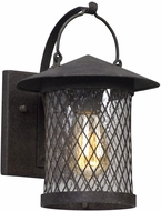 Troy B5171 Altamont French Iron Outdoor Small Lighting Sconce