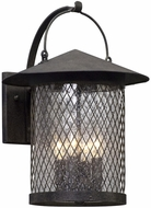 Troy B5173 Altamont French Iron Outdoor Large Wall Sconce Lighting