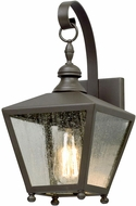 Troy B5191 Mumford Bronze Exterior Small Wall Light Fixture