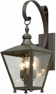 Troy B5192 Mumford Bronze Outdoor Medium Lighting Wall Sconce