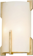 Troy B5234 Quantum Gold Leaf Wall Light Sconce