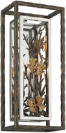 Troy B5291 Chrysalis Contemporary Cottage Bronze Wall Sconce