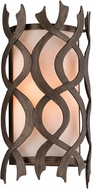 Troy B6101 Mai Tai Modern Cottage Bronze Wall Sconce Lighting
