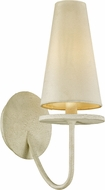 Troy B6281 Marcel White Wall Sconce Lighting